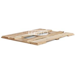 Tapas de madera