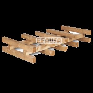 Bases madera Efausa mercaderias
