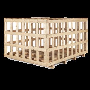 jaula para exportacion