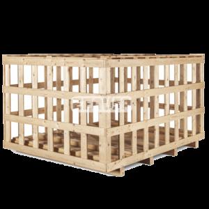 jaulas madera efausa exportación