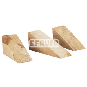 Cuña madera